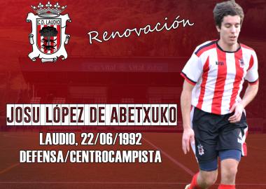 Josu Lopez De Abetxuko