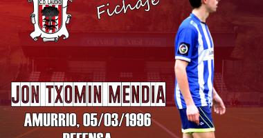 Jon Txomin Mendia
