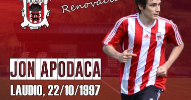 Renovación JON Apodaka