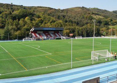 Campo de fútbol de Ellakuri