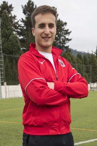Iñigo Yarritu - Entrenador Alevín D - CD Laudio