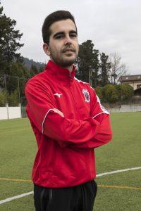 Borja - Entrenador Alevín D- CD Laudio