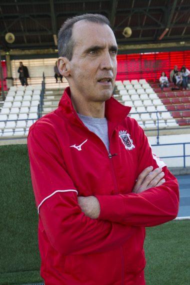 Iñaki Zorrilla - Entrenador Regional - CD Laudio
