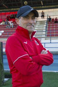 José Cascallana - Entrenador Regional - CD Laudio