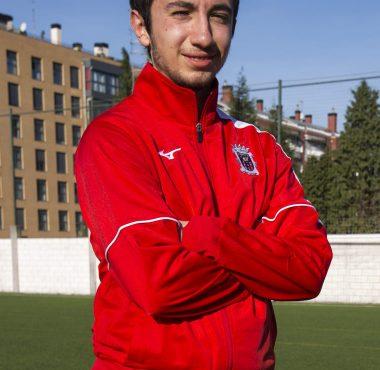 Asier Castrillo - Entrenador Infantil C - CD Laudio