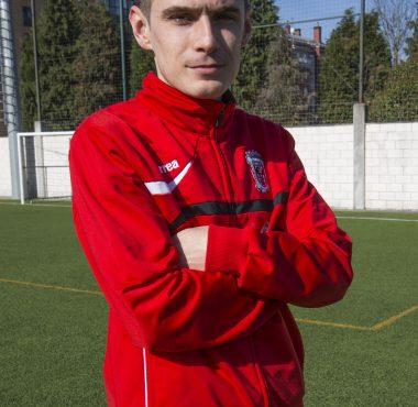 Jon Apodaca - Entrenador Alevín B - CD Laudio