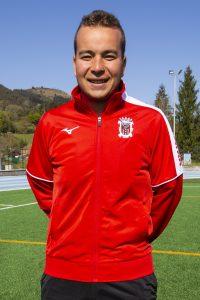 Mikel Astobiza - 2º Entrenador Juvenil de Honor - CD Laudio